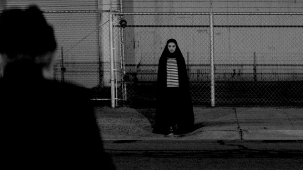 A Girl Walks Home Alone at Night directed by Ana Lily Amirpour