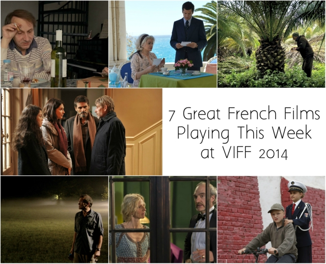 french films viff 2014