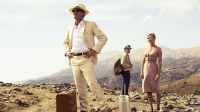 The Two Faces of January: October Vancity TheatreScreening