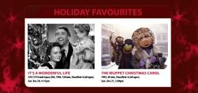 Holiday Programming at VancityTheatre