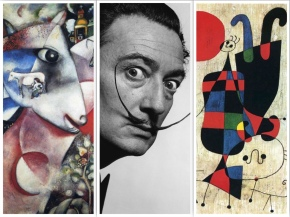 Thurs. May 21st, Special Exhibition of Original Graphic Artworks by Surrealist Masters at VancityTheatre