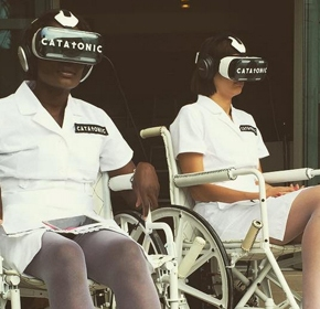 Crazy for Catatonic – Don't Miss Out on this Unique Virtual RealityExperience