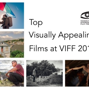 Top Visually Appealing Films at VIFF2015