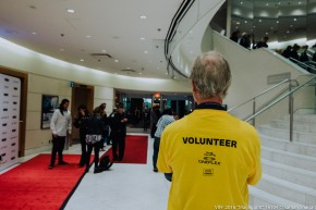 Why Volunteer at VIFF?