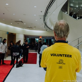 Why Volunteer atVIFF?