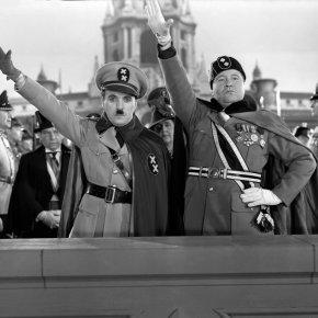 Chaplin Lubitsch HitlerTrump