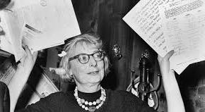 Jane Jacobs and the Cities