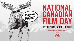 Reel Canada's Ravi Srinivasan Previews National Canadian Film Day