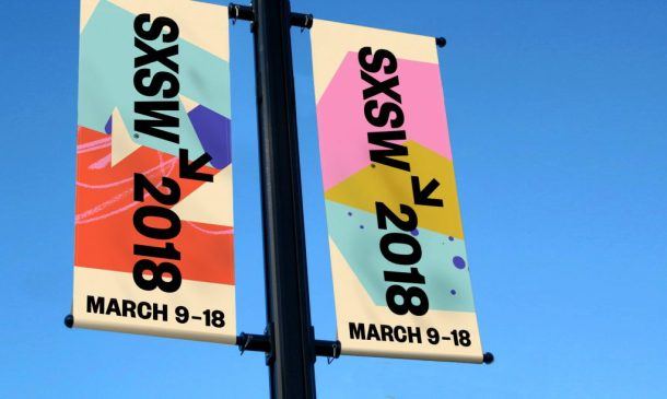 SXSW 2018 Banners