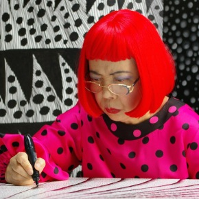 7 Things You Might Not Know About Yayoi Kusama