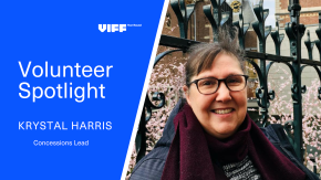 Volunteer Spotlight: Krystal Harris